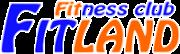 Анимированный рекламный баннер для финтнес-клуба Fitland