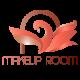 Прототип логотипа и визитки салона красоты Makeup Room