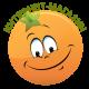 Логотип интернет-магазина «Веселый мандарин»