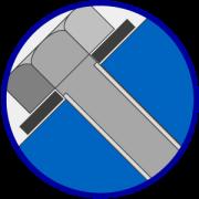 Логотип интернет-магазина «ЮРМЕТИЗ»