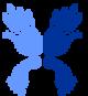 Логотип мастерской «Слепочки на память»