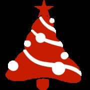Набор иконок в рождественском стиле «Smashing Christmas»