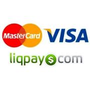 Форма LiqPay для приема пожертвований на сайт